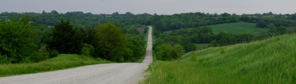 Redwood Avenue, Rural Union County, IA - May 29, 2013