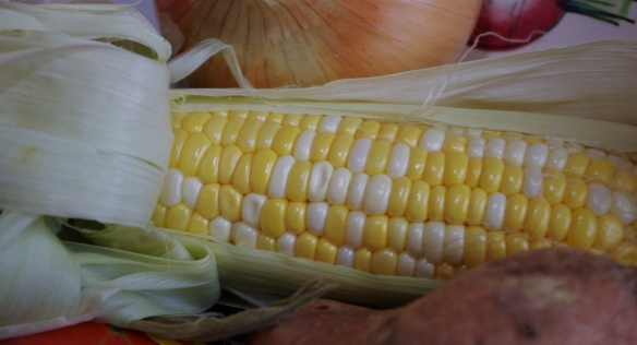 Fresh Iowa Sweet Corn
