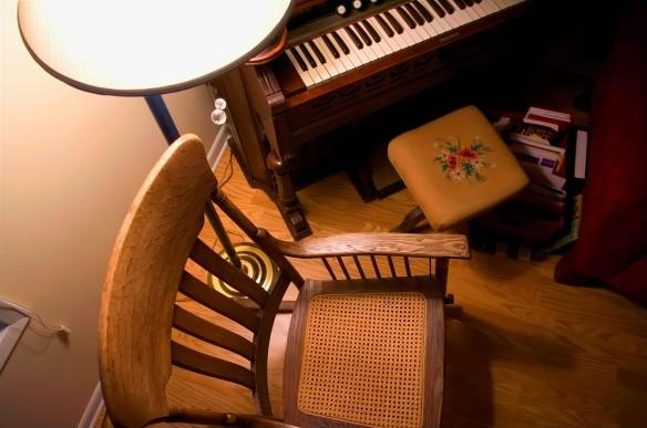 Rocker Organ Overhead