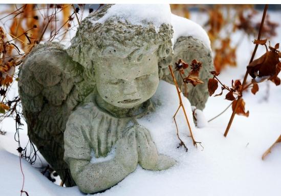 Praying for no more snow!