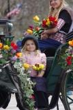 The Queen's Flower Girl