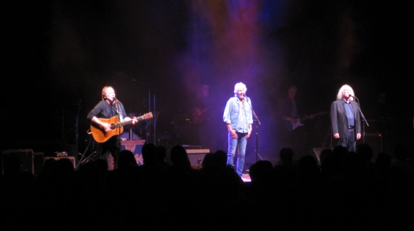 Crosby, Seals, and Nash in concert at the Orpheum, Sioux City, Iowa