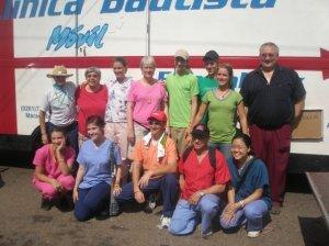 2008 Mission Trip